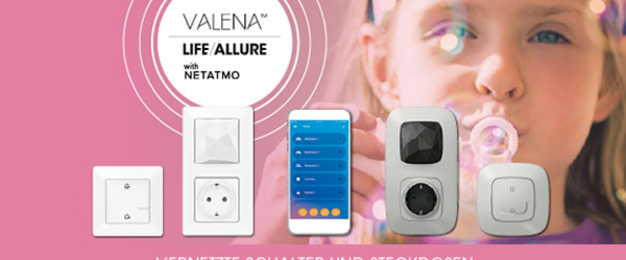 Valena with Netatmo bei Gilbert Brennecke GmbH in Süplingen